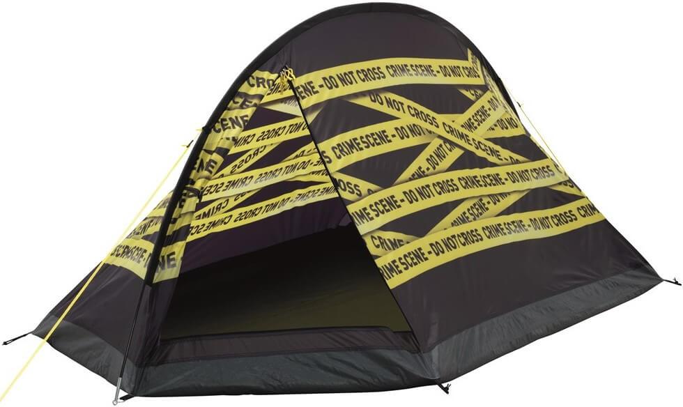 Easy Camp Image Crime Scene Tent - Multicolor