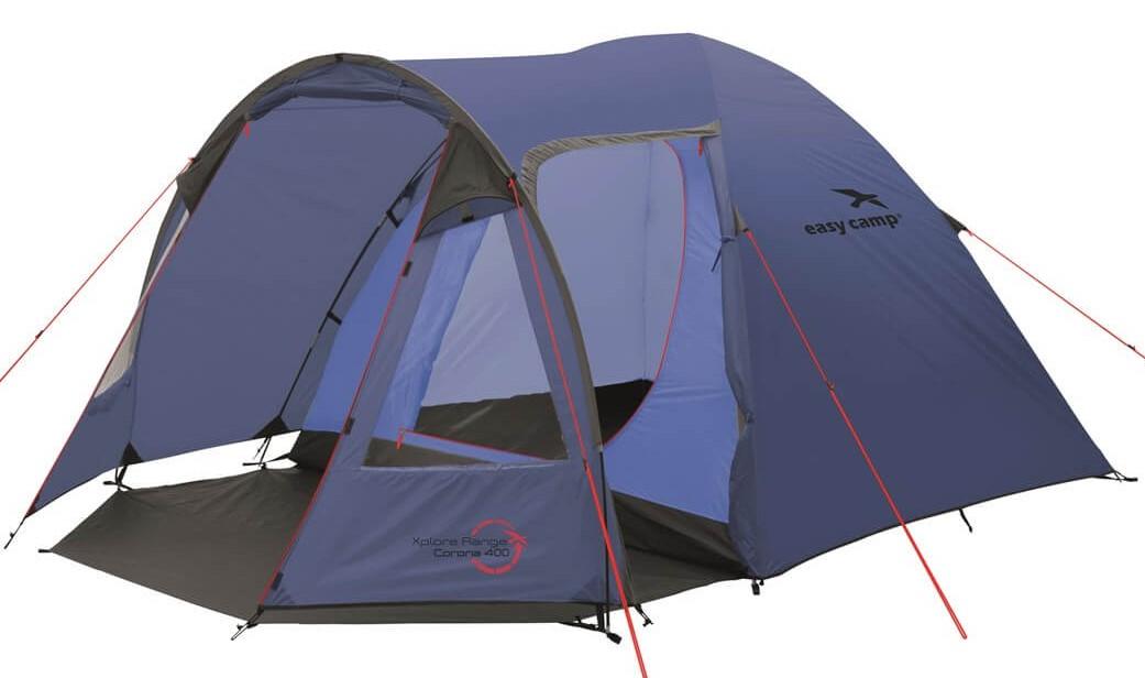 Image of   Easy Camp Corona 400 Tent - Blå