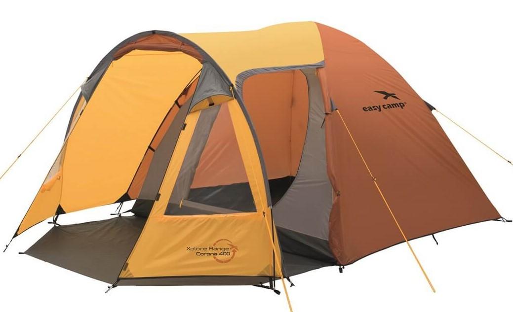 Image of   Easy Camp Corona 400 Tent - Orange