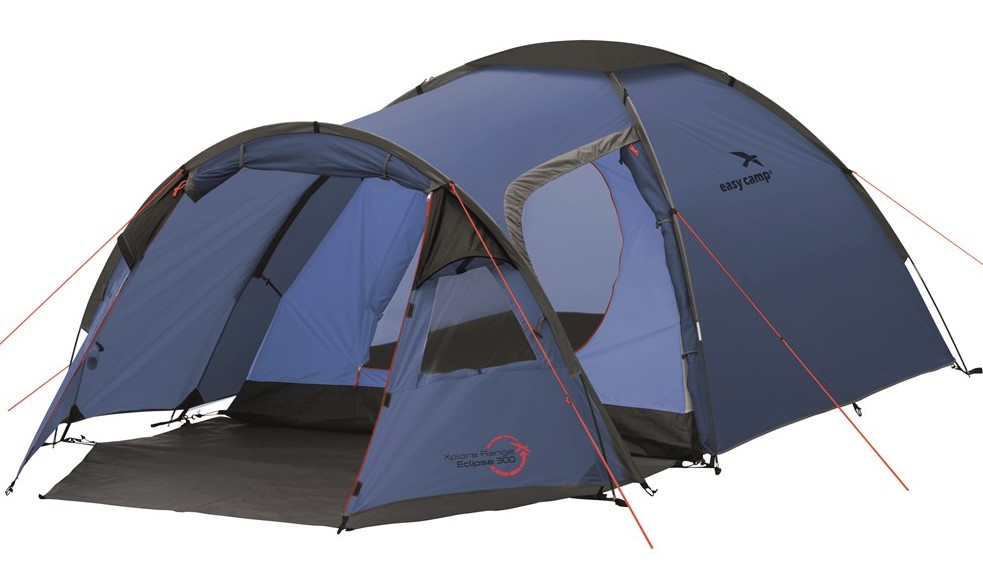 Easy Camp Eclipse 300 Tent - Blauw
