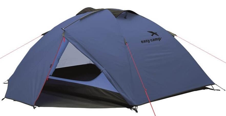 Image of   Easy Camp Equinox 200 Tent - Blå