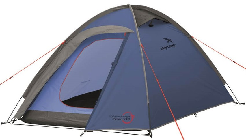 Easy Camp Meteor 200 Tent - Blauw