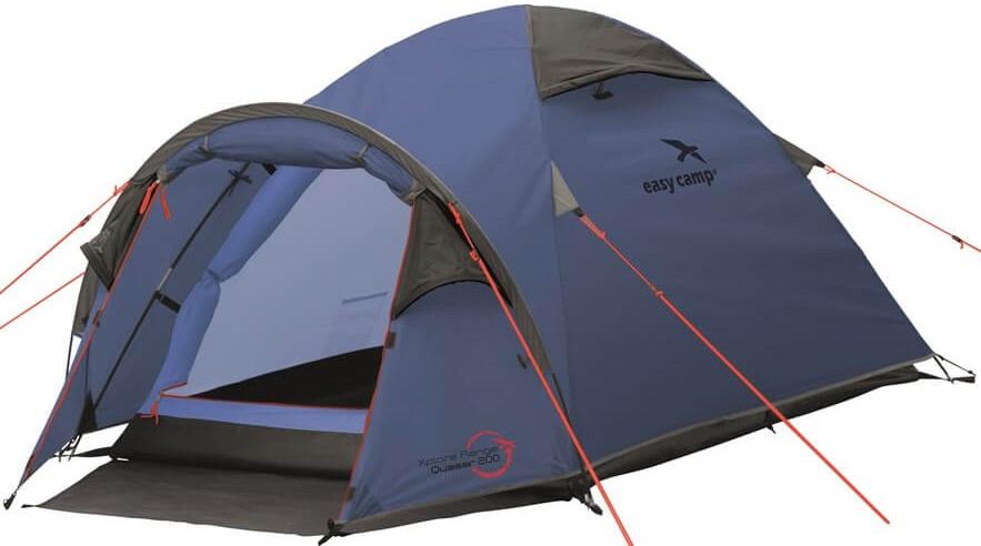 Image of   Easy Camp Quasar 200 Tent - Blå