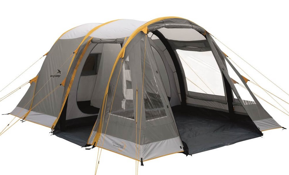 Image of   Easy Camp Tempest 500 Tent - Grey / Gul