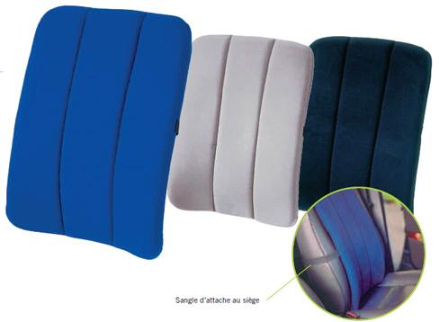 Image of   Sissel Back Pillow - Blå