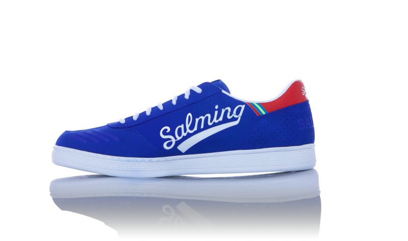 Image of   Salming NinetyOne Men Indoor Shoes - Blue / Red