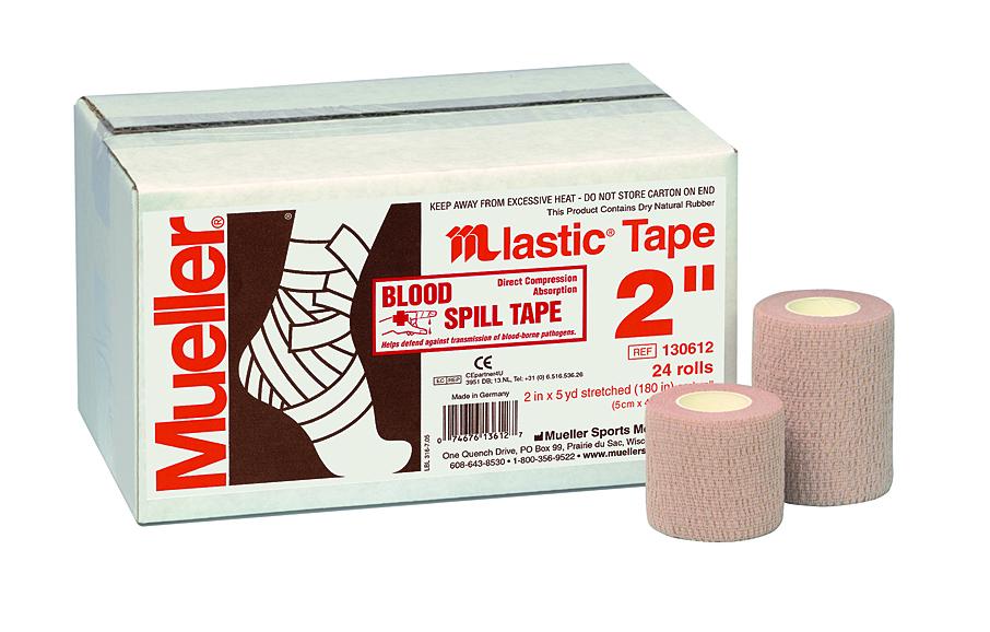 Image of   Mueller M Lastetape - Beige - 5 cm x 4,5 m