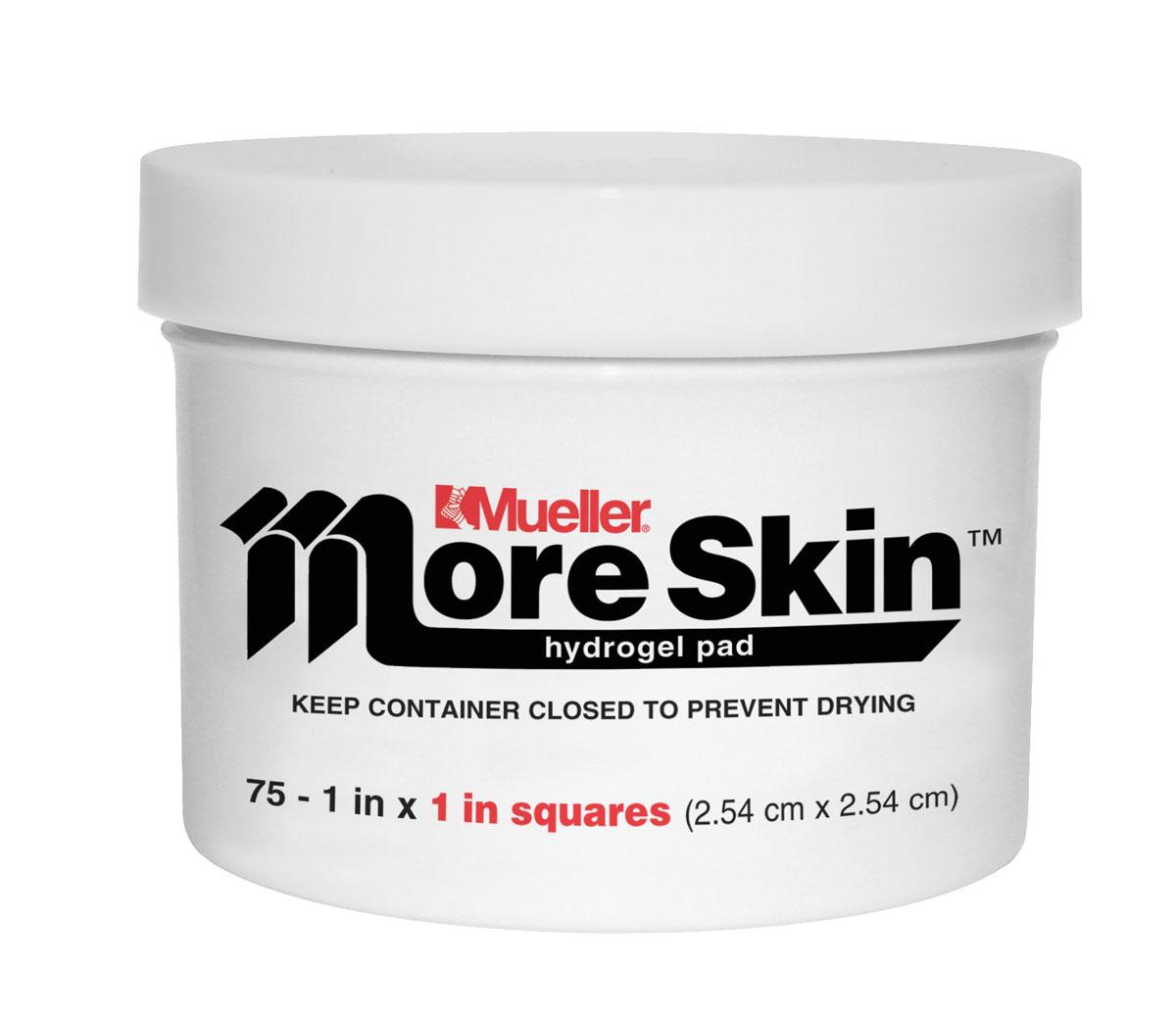 Image of   Mueller More Skin Plaster - 2,5 cm x 2,5 cm