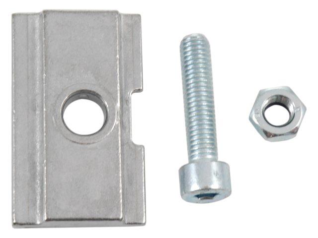 Standaarddeel esge adapter plaat f20 brede kop naar smalle plaat