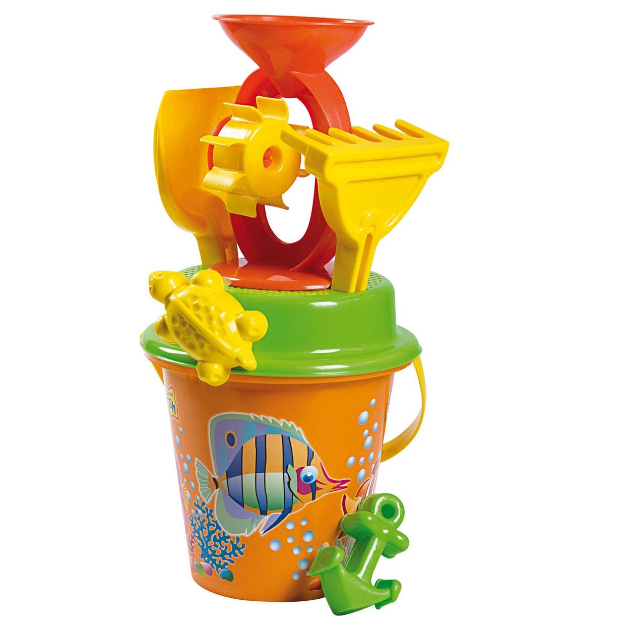 Image of   Bucket Set med Sandmill Fish