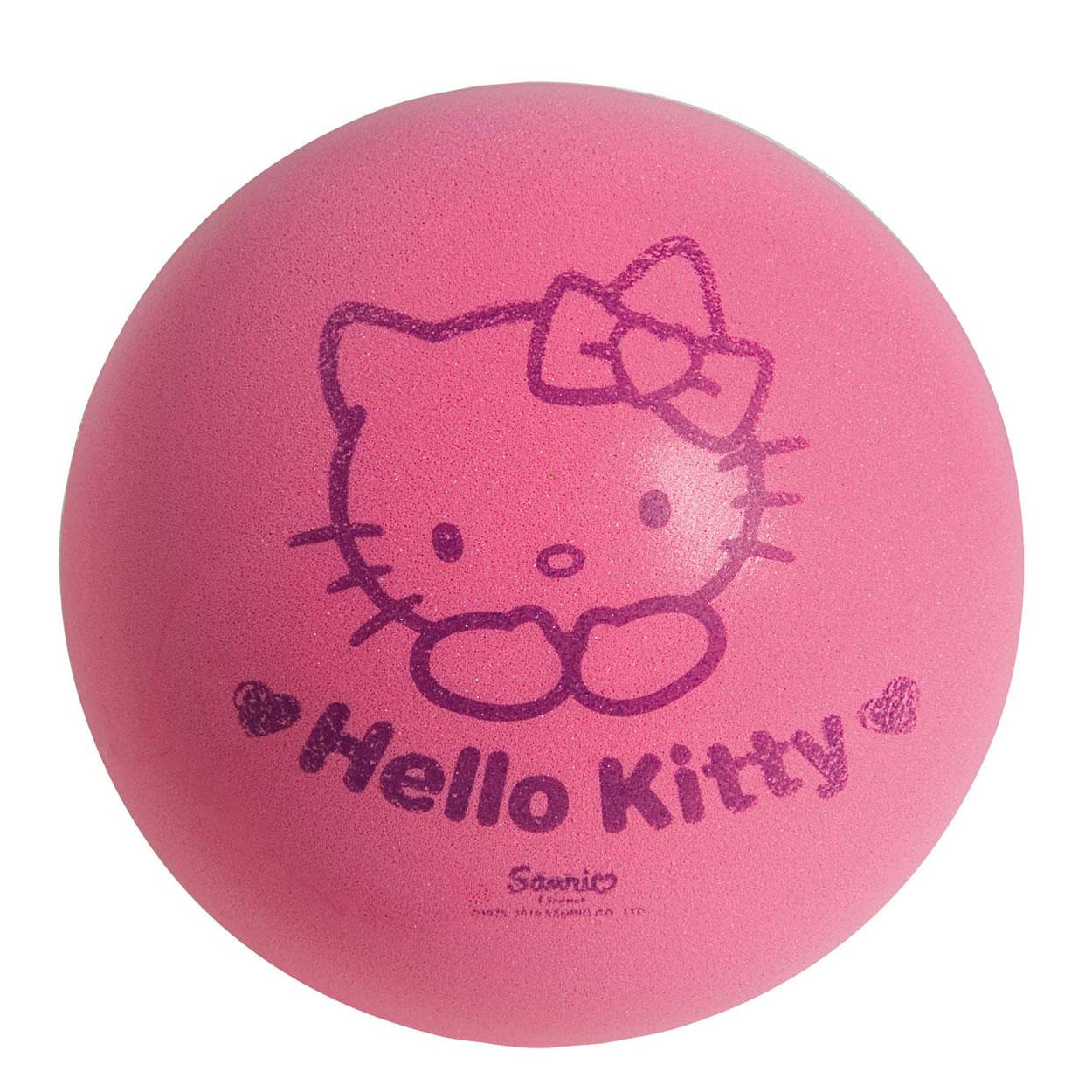 Image of   Softbal Hello Kitty - 12 cm