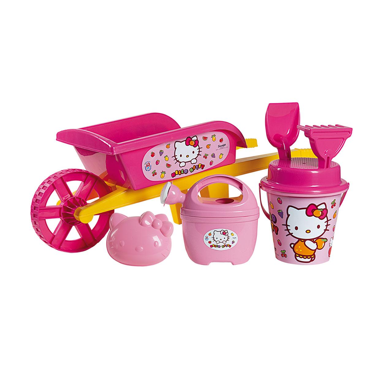Image of   Androni Hello Kitty Wheelbarrowset