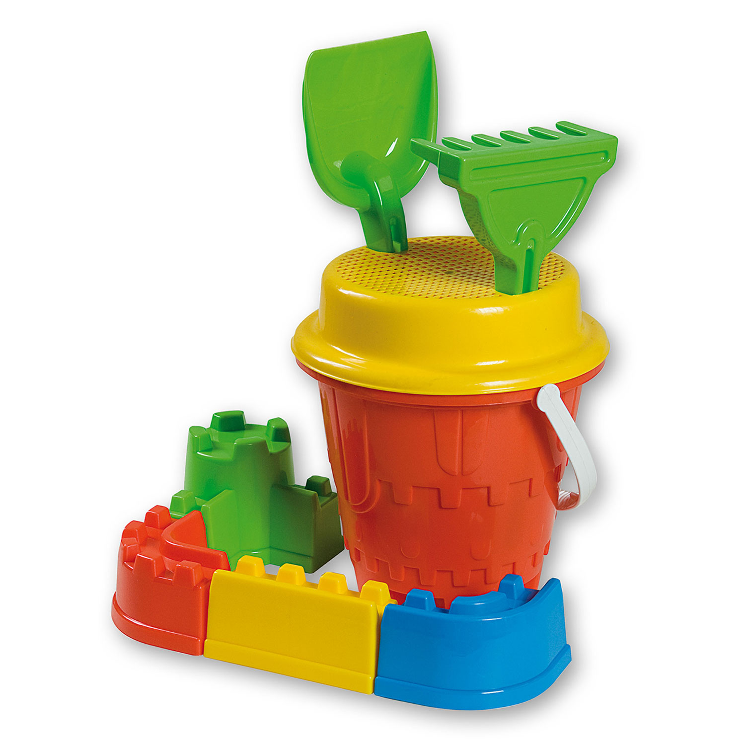 Image of   Androni Bucket Set Castle
