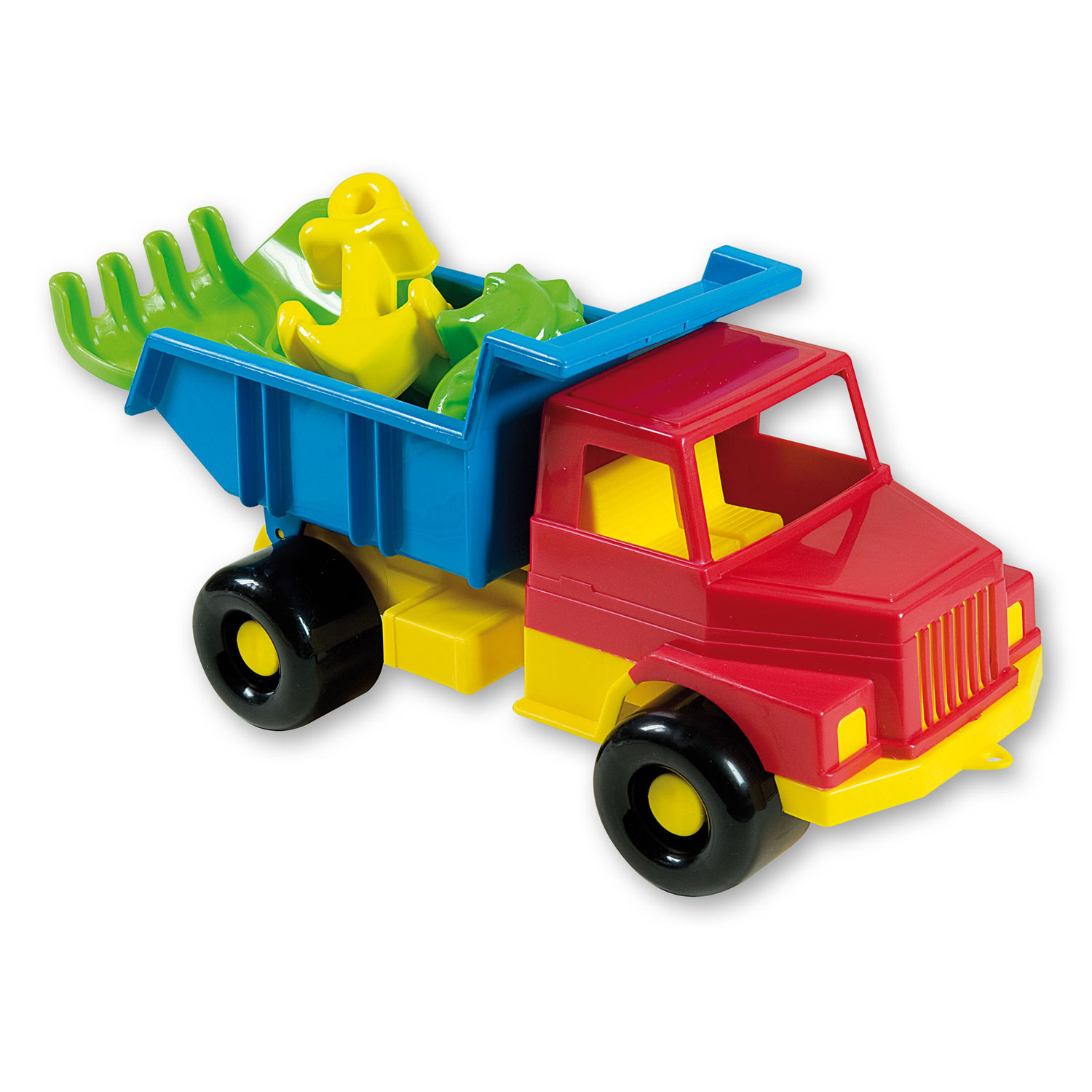 Image of   Andoni Tipper Truck med Accessories