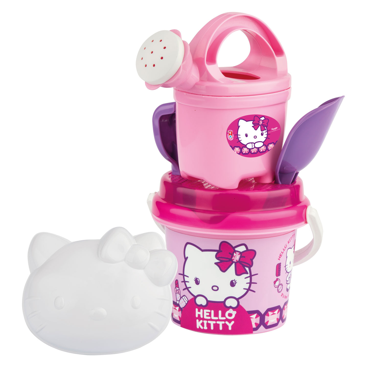 Image of   Hello Kitty Bucket Set