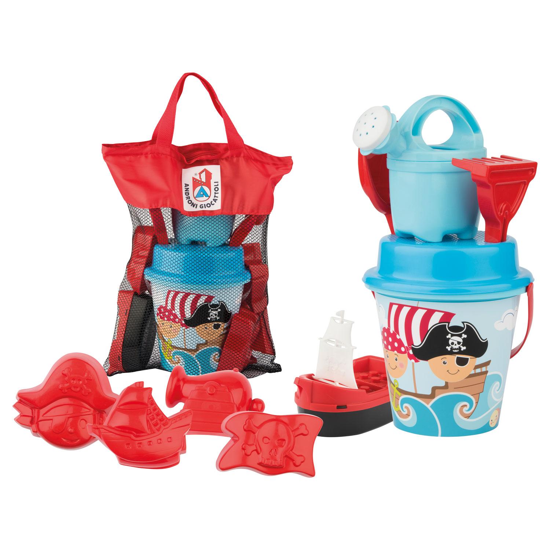 Image of   Beach Set i Bag Pirate