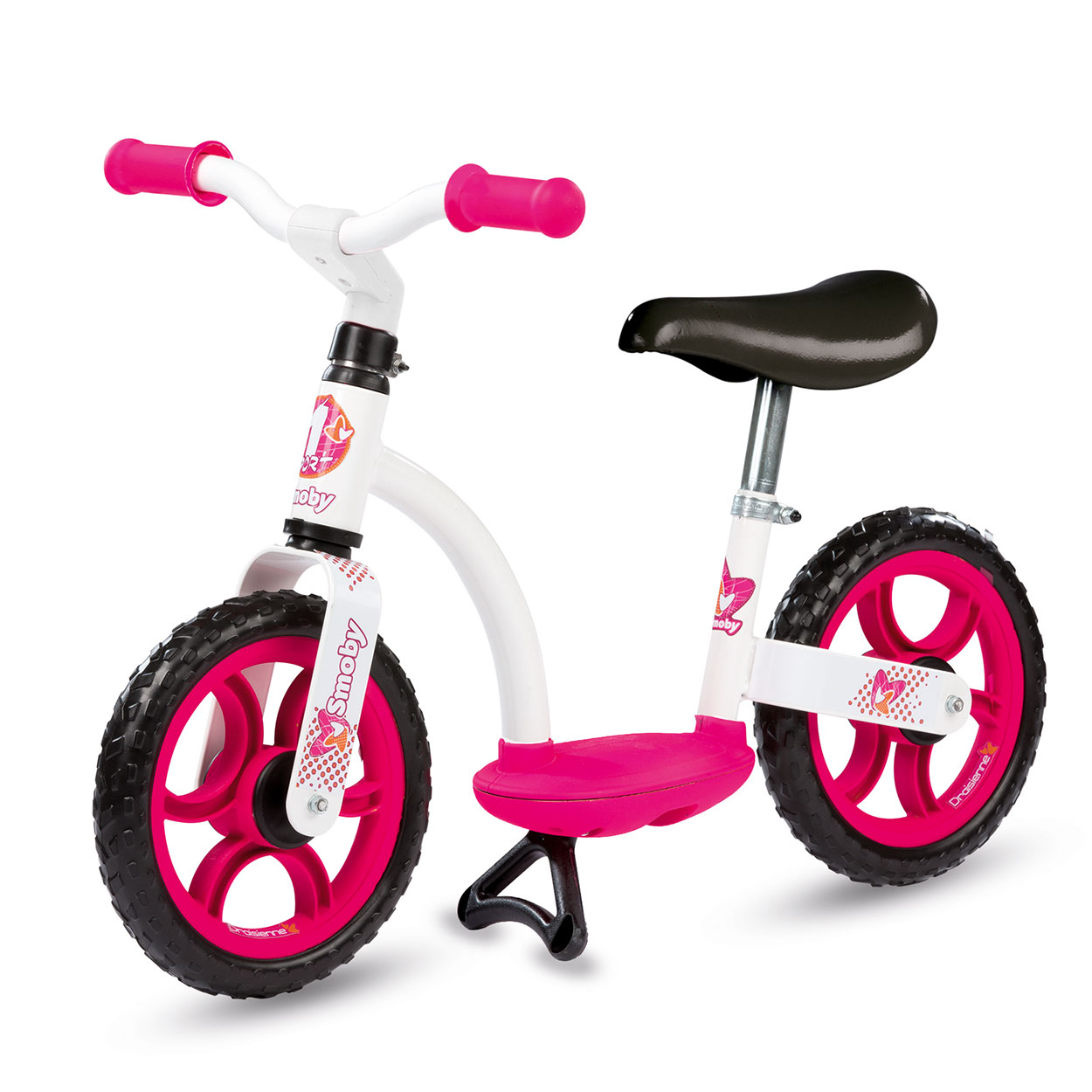 Image of   Smoby Learning Bike - Pink