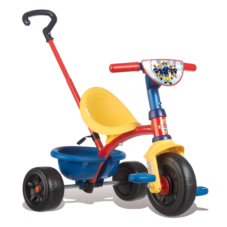 Image of   Smoby Be Move Trehjulet Brandmand Sam