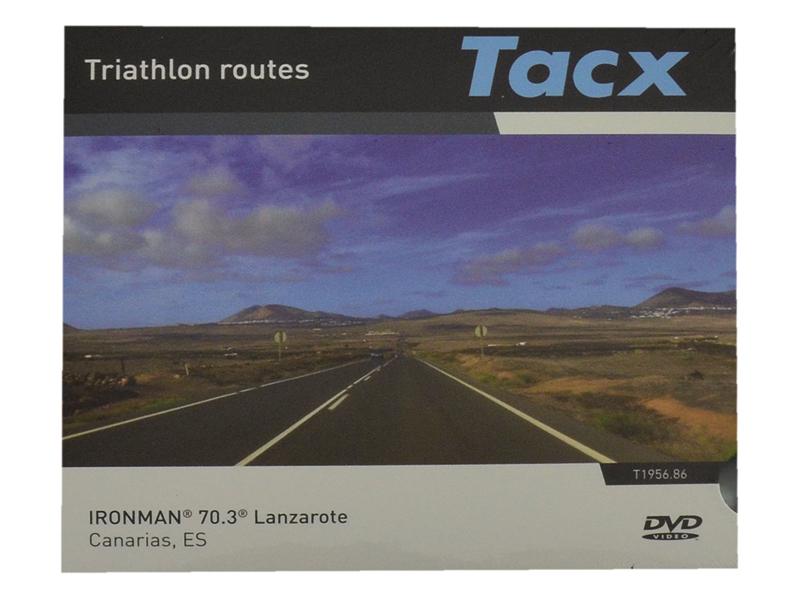Tacx DVD Triathlon Lanzarote 90KM