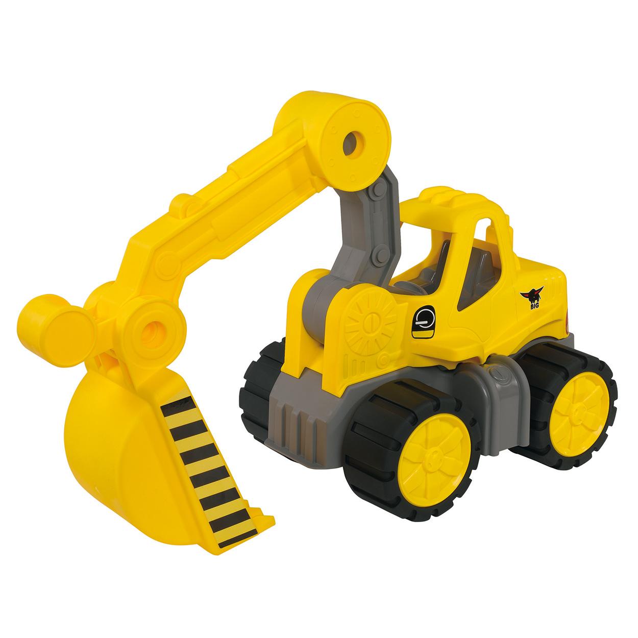 Image of   BIG Power Worker Gravemaskine