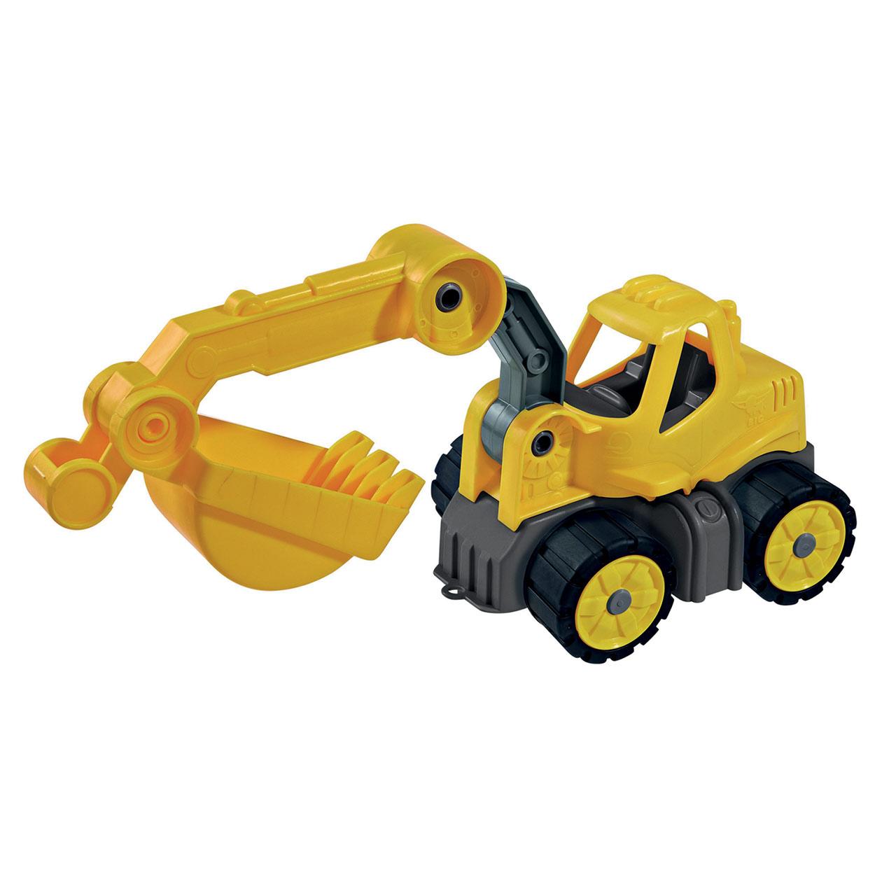 Image of   BIG Power Worker Mini Gravemaskine