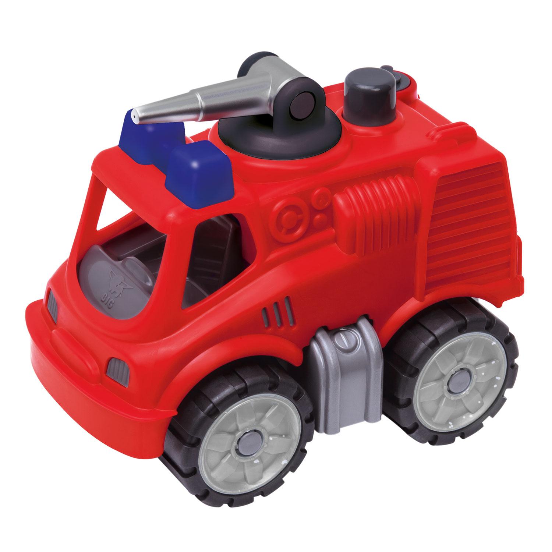 Image of   BIG Power Worker Mini Fire Truck