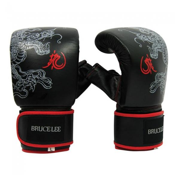 Bruce Lee Dragon Bokszak / Sparring Handschoenen - S