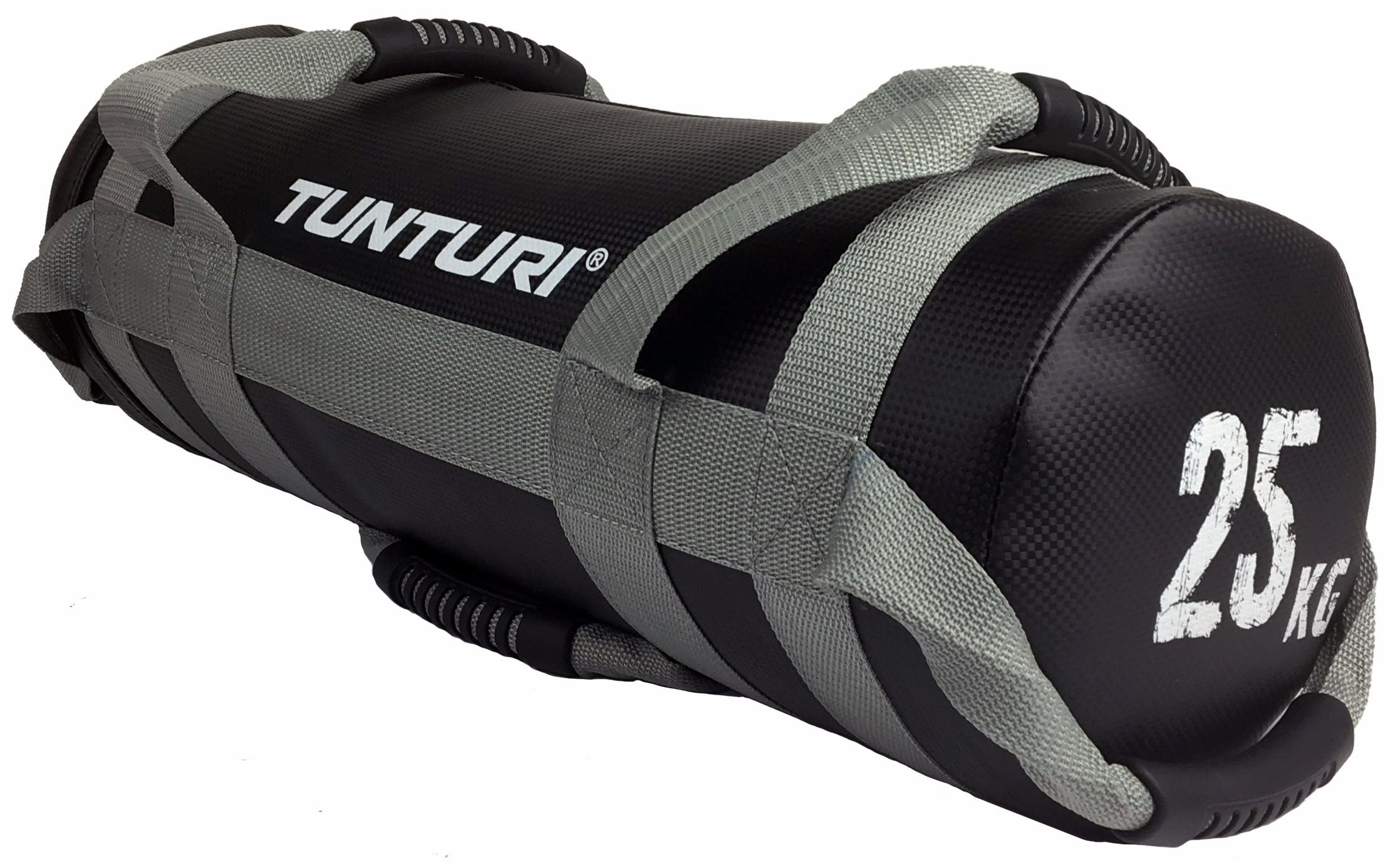 Tunturi Strengthbag 25 kg - Zwart