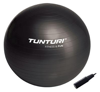 Tunturi Gymbal 65 cm - Zwart