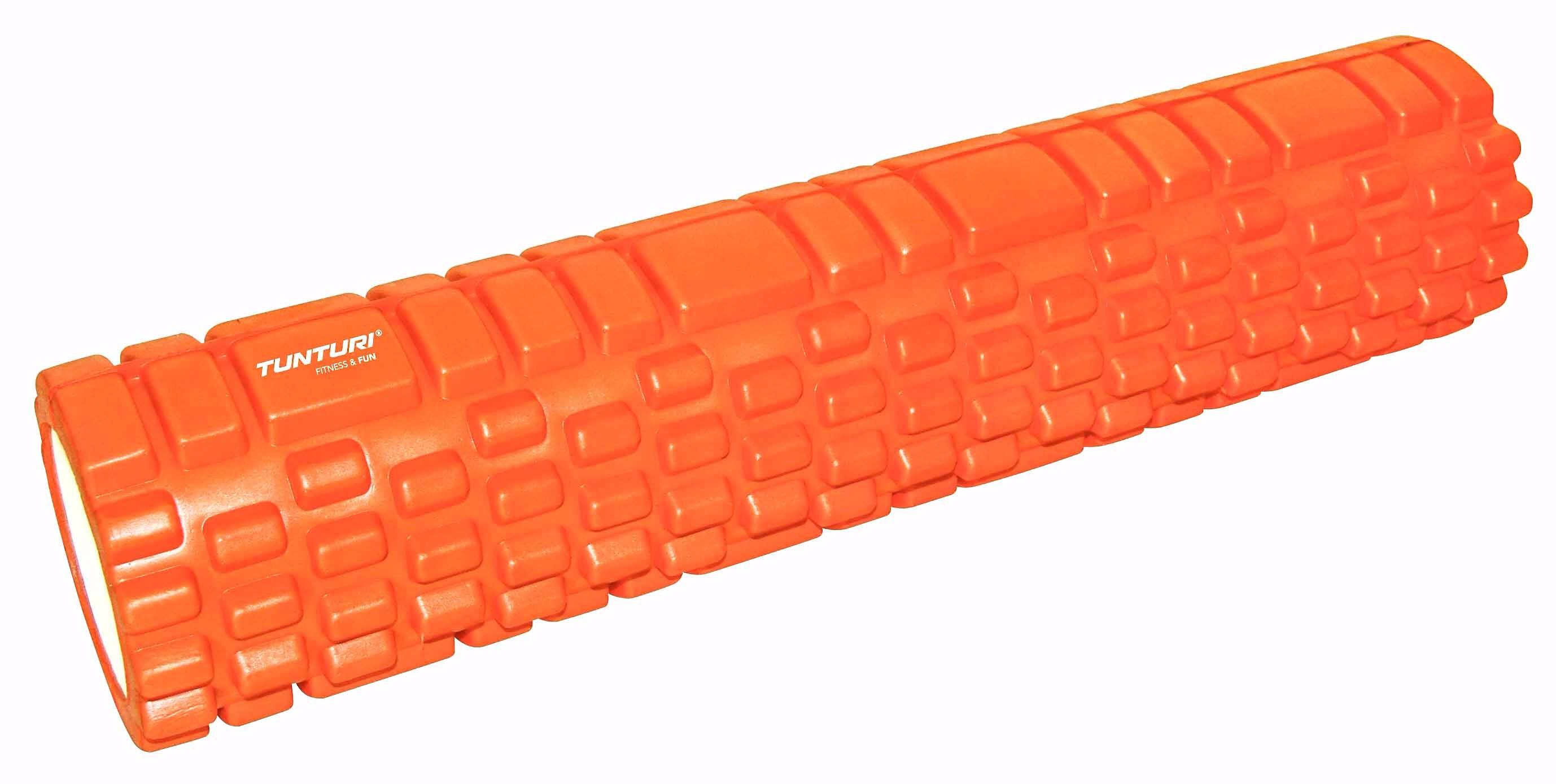 Tunturi-Bremshey Yoga Foam Grid Roller 14 X 61cm. Stuk