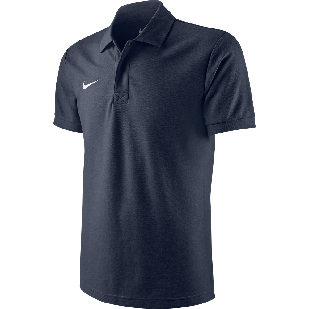 Nike TS Core Polo Homme - Marine - L