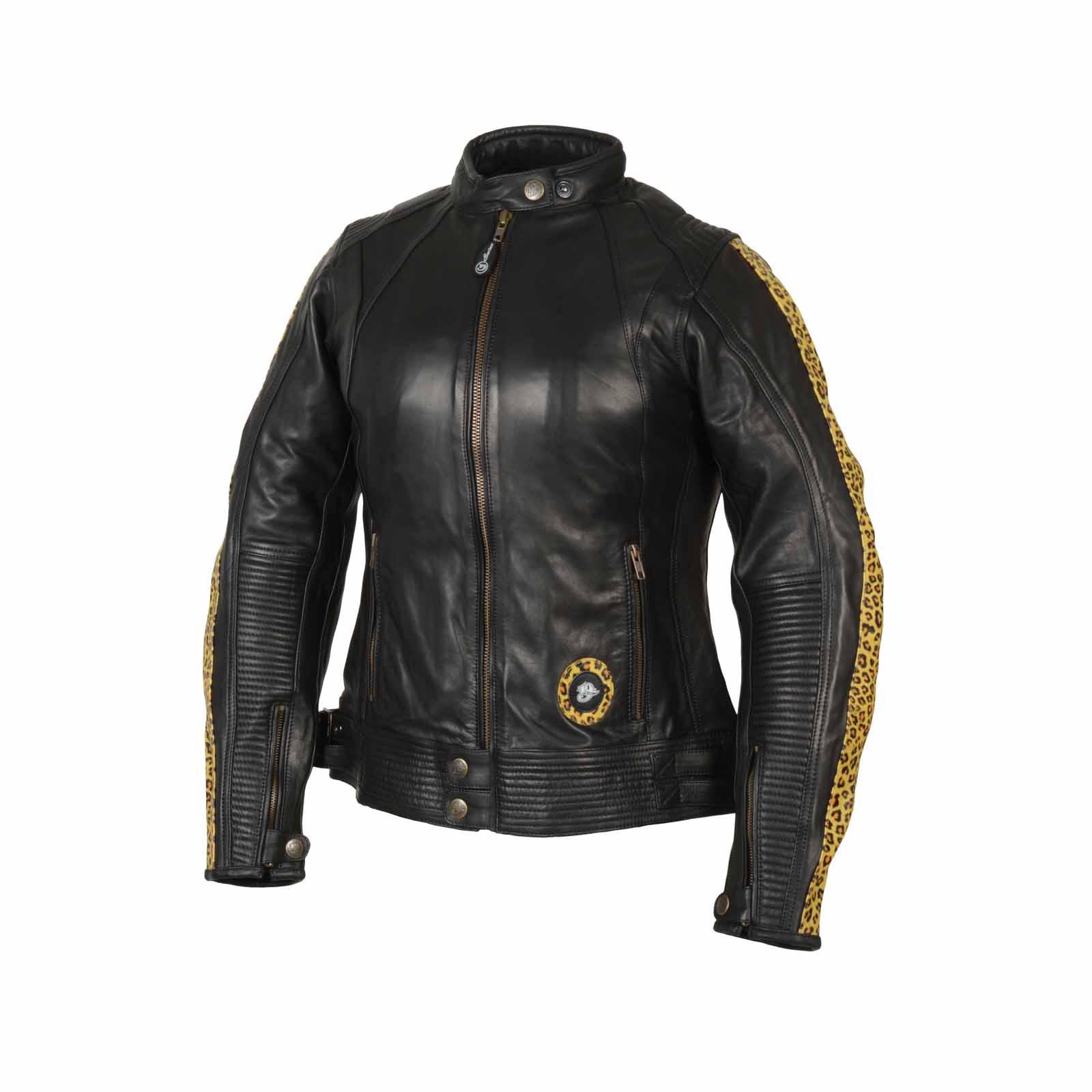 Image of   19series Kichai Jacket - Black / Panter