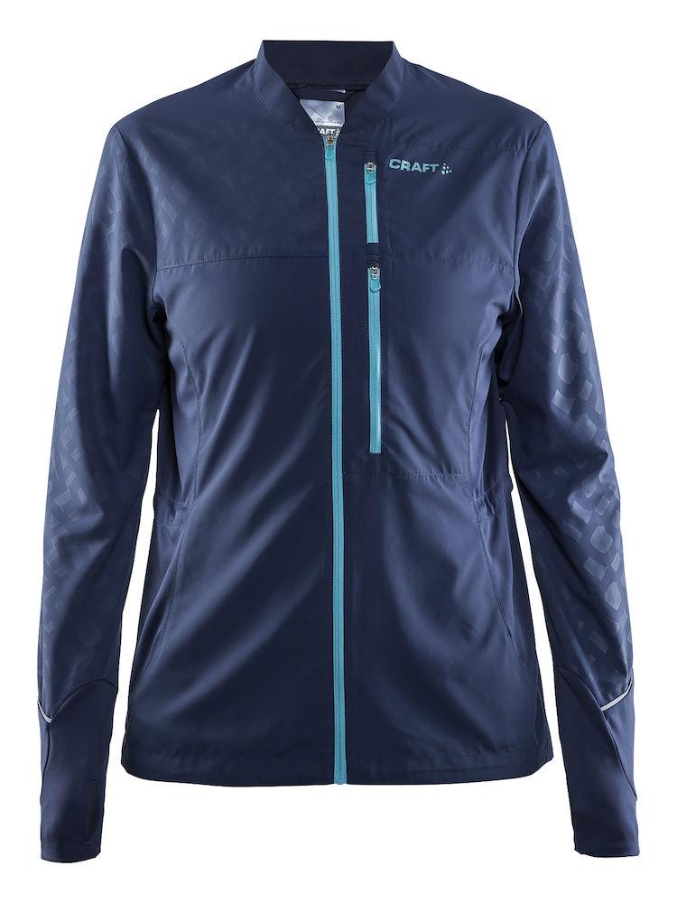 Image of   Craft Breakaway Running Jacket Kvinder - Blå - XL