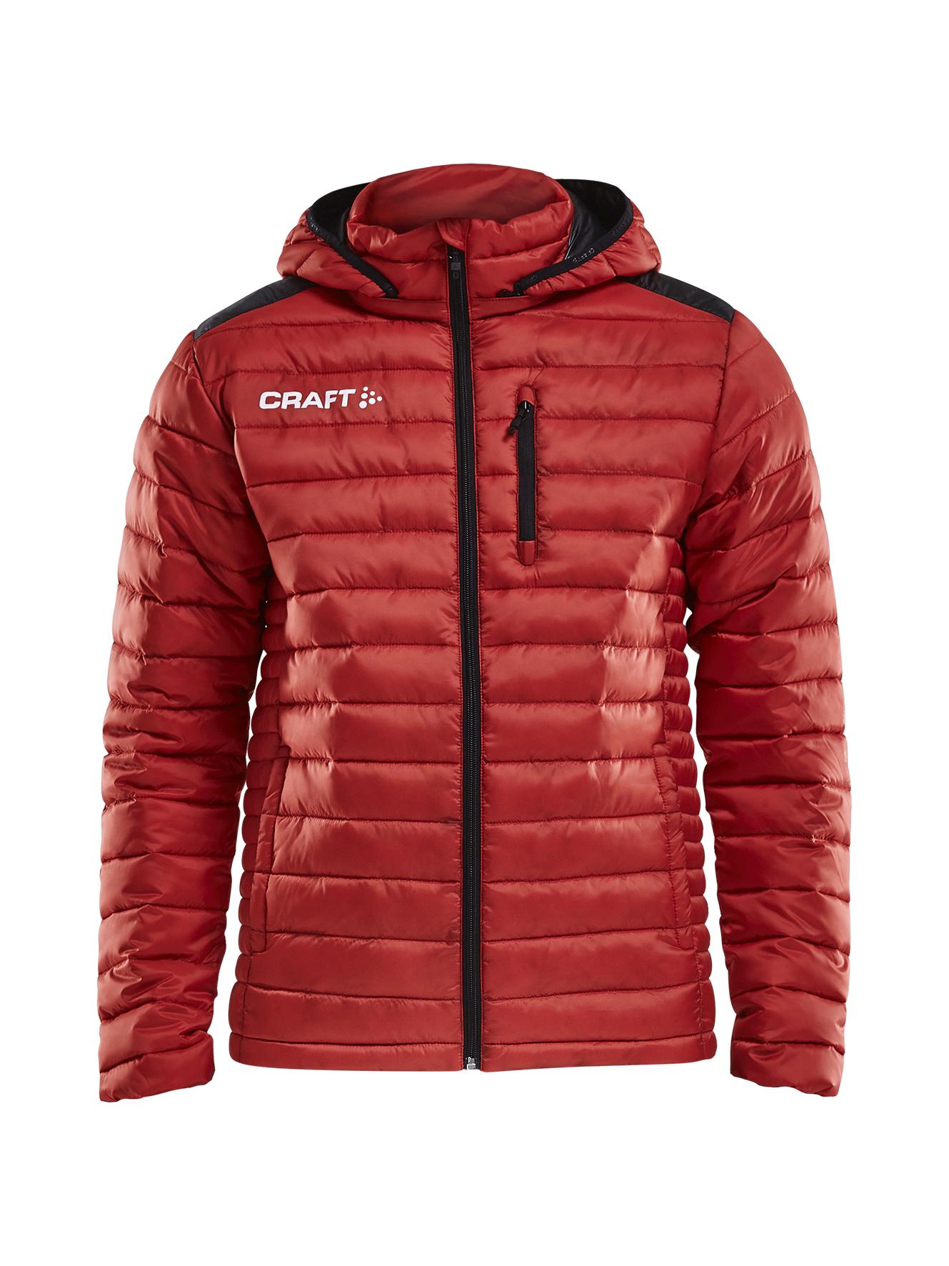 Billede af Craft Isolate Jacket Wind Jacket Men - Red - XL