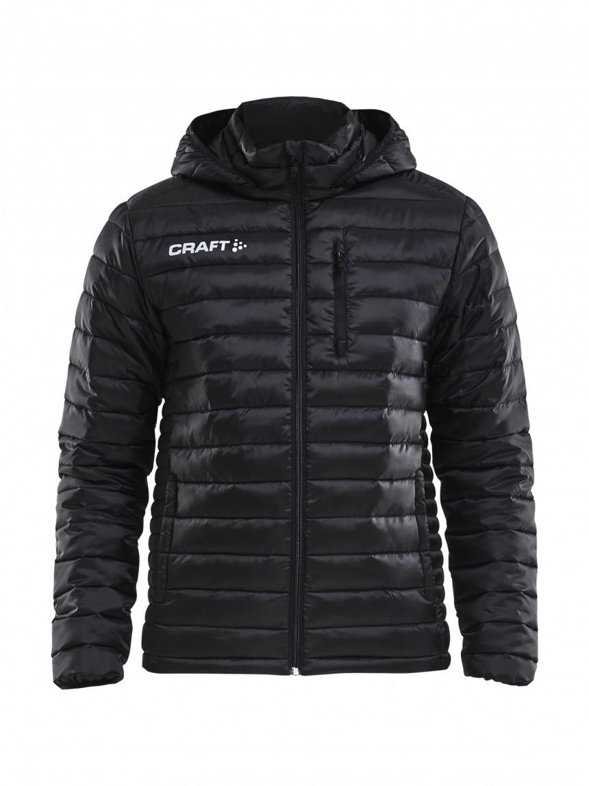 Billede af Craft Isolate Jacket Men - Black - XL