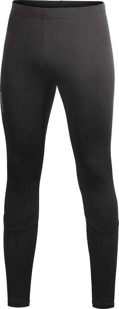 Image of   Craft Active Run vinter tights - mænd - black_l
