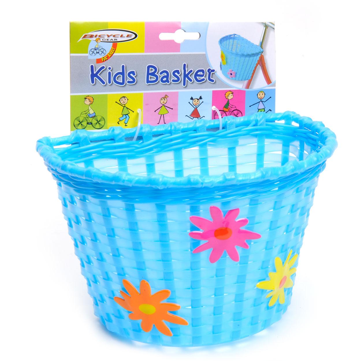 Image of   Bike Basket Child - Blue