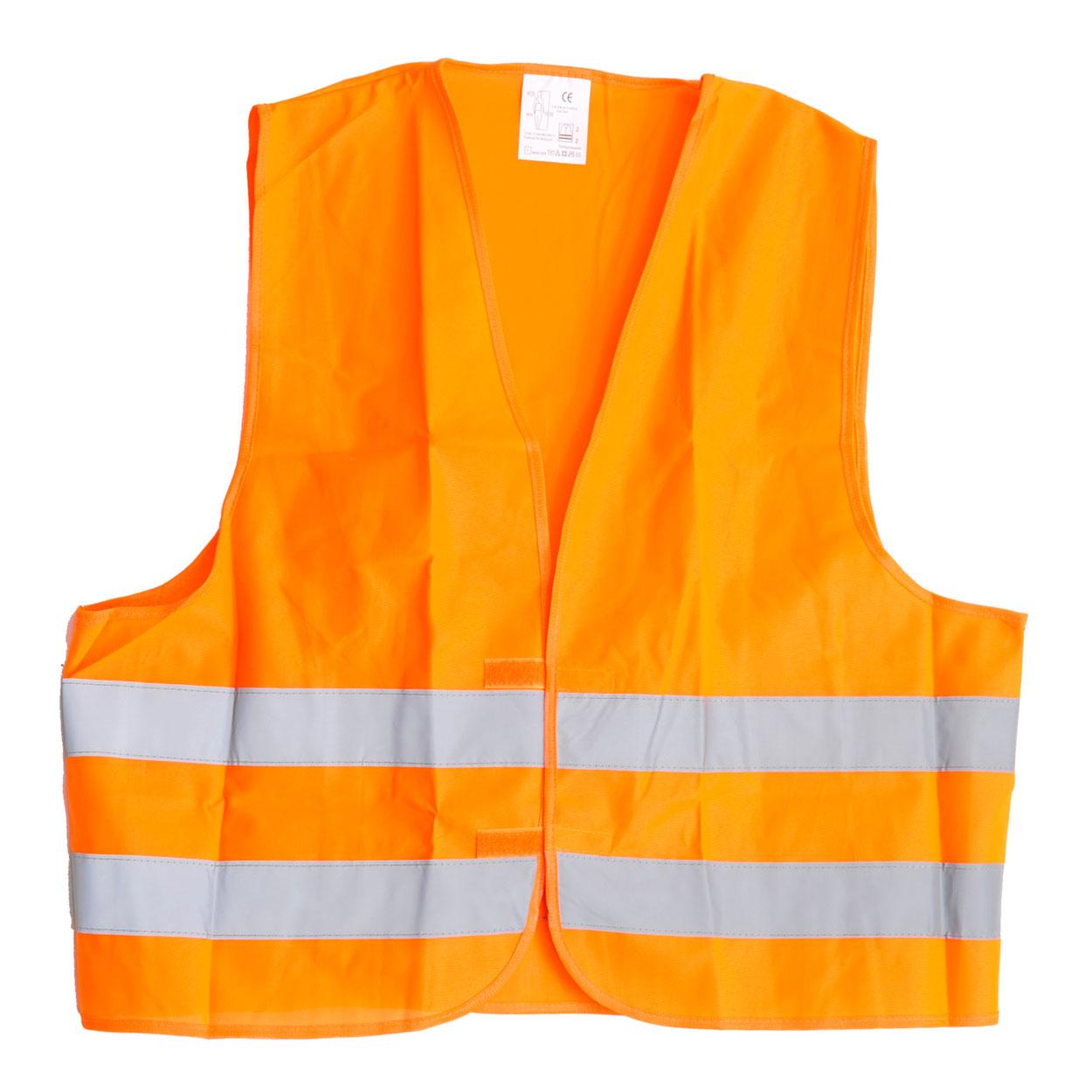 Image of   Sikkerhedsvest - Orange - M / XXL