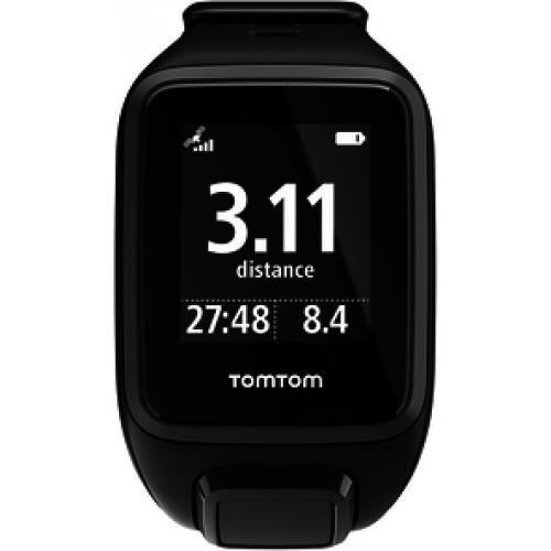 TomTom Spark Cardio GPS-fitnesshorloge - black - small