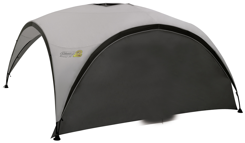 Coleman Event Shelter Zijwand - 3,65 x 3,65m - Wit/Groen