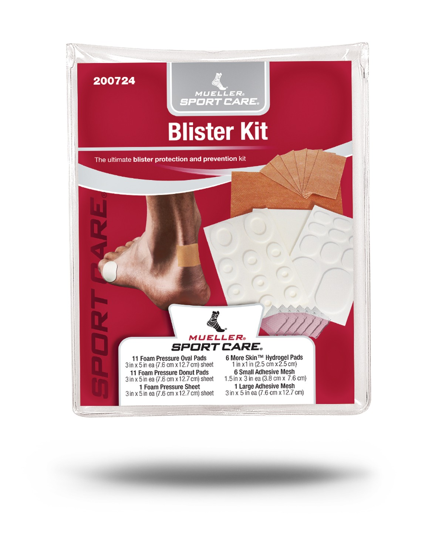 Image of   Mueller Blister Kit