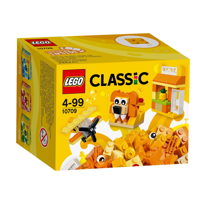 LEGO Classic 10709 Orange Creativity Box