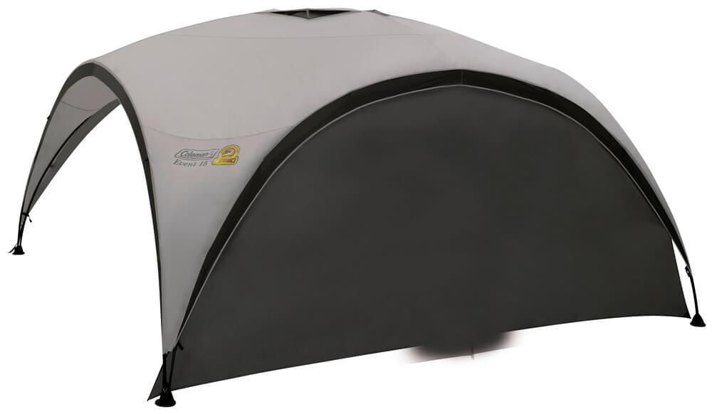 Coleman Event Shelter Zijwand - 4,50 x 4,50m - Wit - Grijs