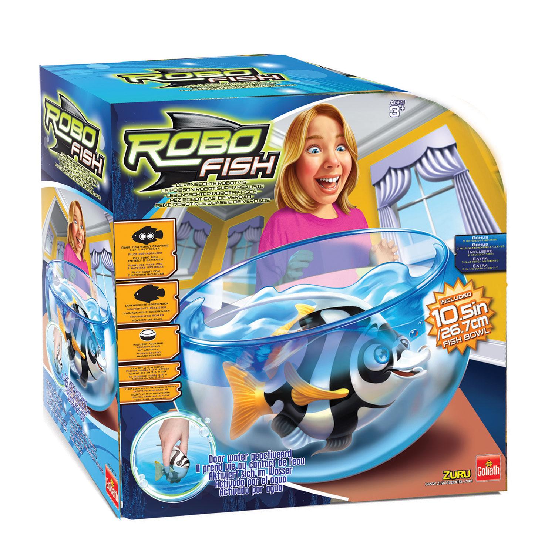 Robofish Deep Sea Wimple Playset