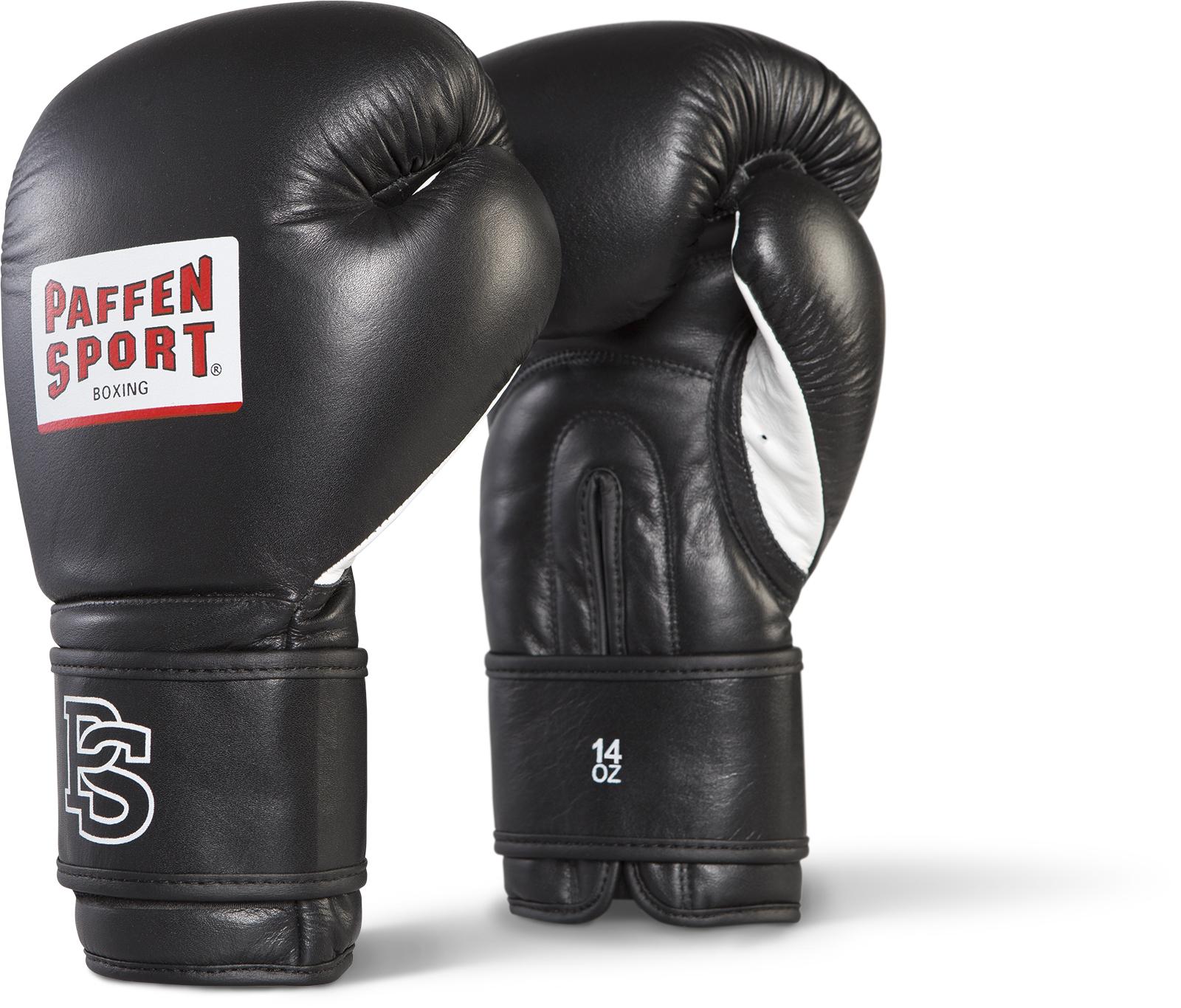 Paffen Sport Star III Bokshandschoenen - Zwart - 18oz