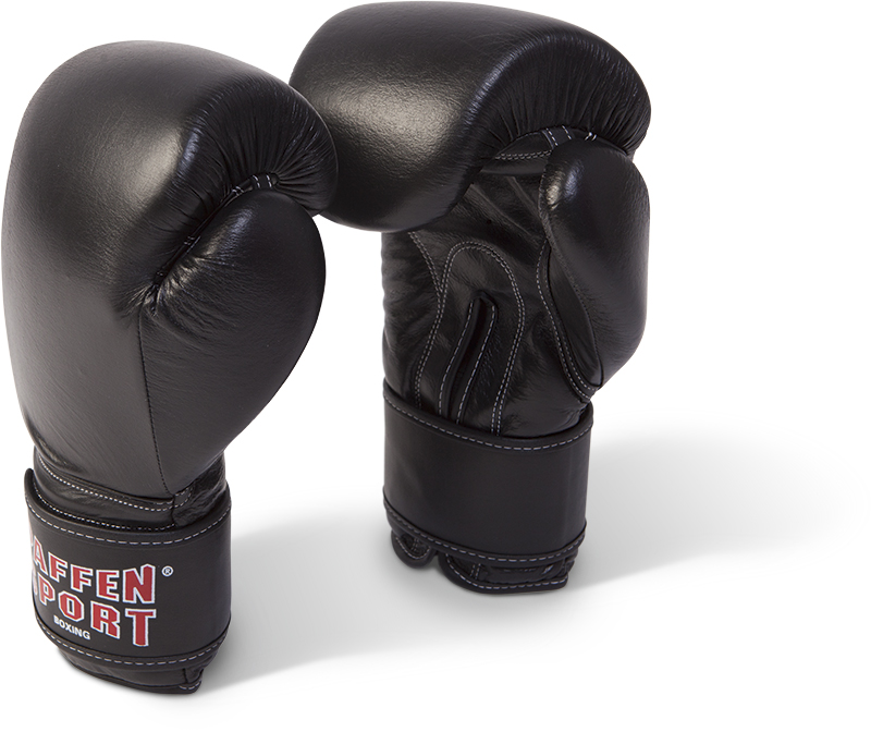 Paffen Sport Kibo Fight Bokshandschoenen - Zwart - 18oz