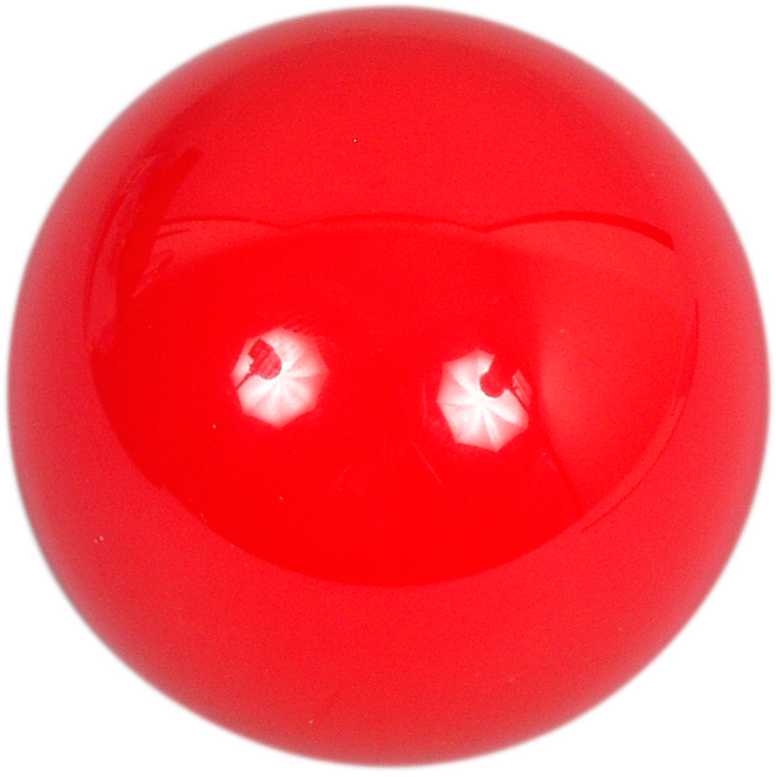 Image of   Aramith Snooker Ball Red - 52,4 mm