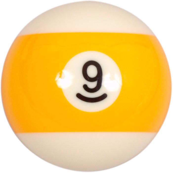Image of   Aramith Loose Billiard No. 9 Ball 57.2mm