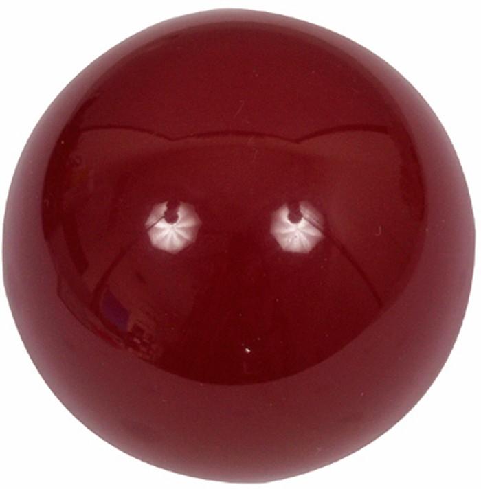 Image of   Aramith Loose Dark Red carom Ball 61.5mm