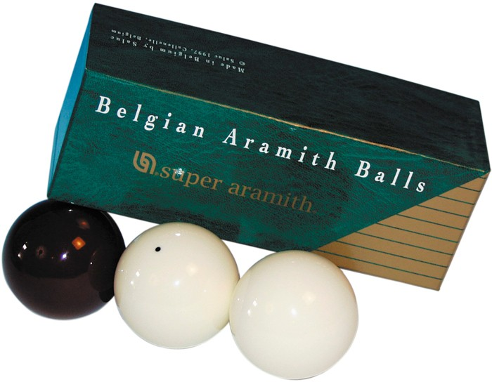 Image of   Aramith Premier carom Ball Set 61.5mm